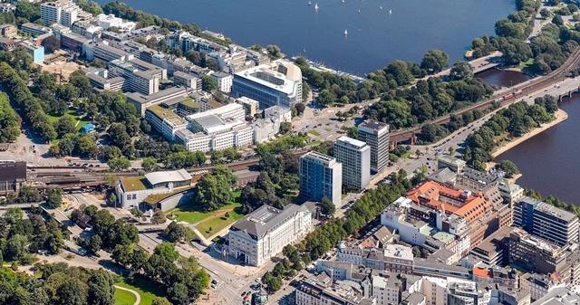 Hamburg Esplanade