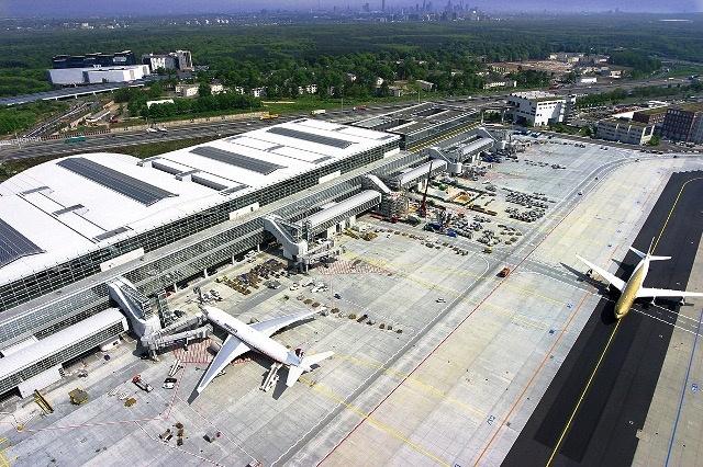 Flughafen Frankfurt Main Terminal 2